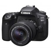 Canon EOS 90D m/18-55mm IS STM