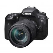 Canon EOS 90D m/18-135mm IS STM