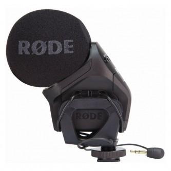 Røde Stereo Videomikrofon Pro