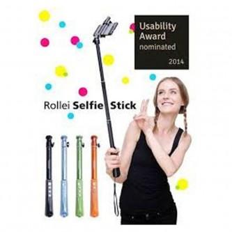 Rollei Selfie Stick, grøn