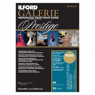 Ilford Galerie Prestige Gold Cotton Smooth, 111cm. x 15m.