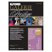 Ilford Galerie Prestige Gold Raster Silk, 25 ark A4