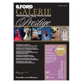 Ilford Galerie Prestige Gold Raster Silk, 61cm. x 15m.