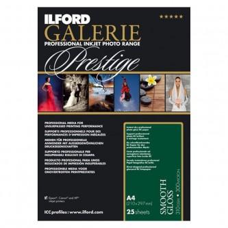 Ilford Galerie Prestige Smooth Gloss, 25 ark A3