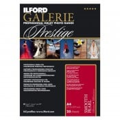 Ilford Galerie Prestige Smooth Pearl, 25 ark A3+