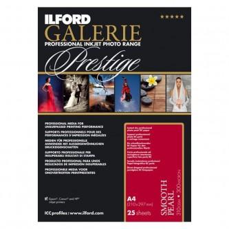 Ilford Galerie Prestige Smooth Pearl, 25 ark A2