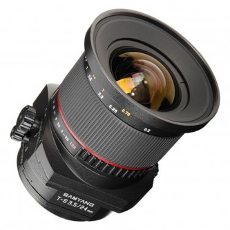 Samyang 24mm f/3,5 Tilt/Shift ED AS UMC (Full Frame) Sony A