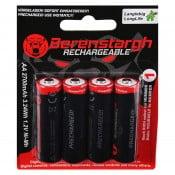 Berenstargh genopladelige AA batterier