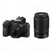 Nikon Z 50 Z DX 50-250mm og Z DX 16-50mm