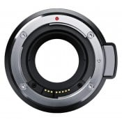 Blackmagic URSA Mini pro F-mount adapter
