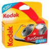 Kodak engangskamera Fun Flash 27+12