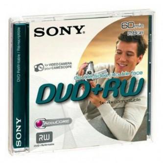 Sony DVD+RW 60 min
