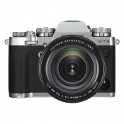 Fujifilm X-T3 sølv m XF 16-80mm f/4.0