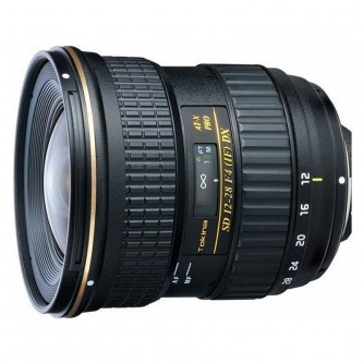 Tokina AT-X Pro DX 12-28mm F/4 Canon EF