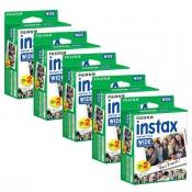 Fuji Instax film Wide 10x10 stk