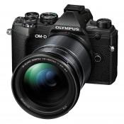 Olympus OM-D E-M10 MIII m/12-200mm, sort