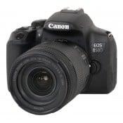 Canon EOS 850D m/18-135mm IS USM objektiv