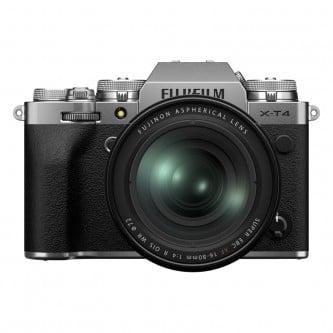 Fujifilm X-T4 16-80mm f/4 T sølv