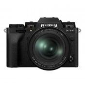 Fujifilm X-T4 16-80mm f/4 T sort