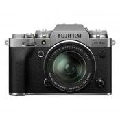 Fujifilm X-T4 18-55mm f/2.8-4 R sølv