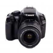 Canon EOS 1000D m/18-55mm Il