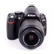 Nikon D3000 m/18-55mm