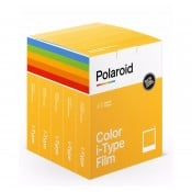 Polaroid Color film I-Type 5 pak