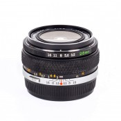 Olympus OM 28mm f/3.5