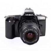 Minolta Dynax 303 SI m/35-80mm