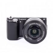 Sony Nex 5 N m/16-50mm 3.5-5.6