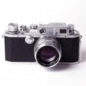 Canon II F m/50mm 1,8