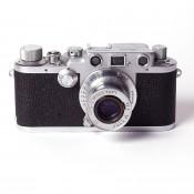 Leica IIIc chrom m/Elmar 5cm 3,5