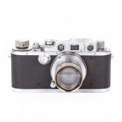 Leica III b m/summar 5cm 2,0