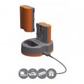 Hähnel Nikon HLX-EL15HP Power Kit