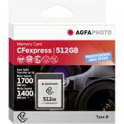 Agfa CF express 512GB