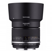Samyang MF 85mm f/1.4 mark 2 MFT