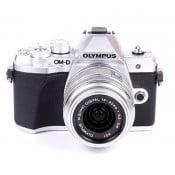Olympus OM-D E-M10 lll m/14-42mm l l R Sølv