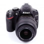 Nikon D3200 m/18-55mm 3,5-5,6 VR