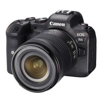 Canon EOS R6 m/RF 24-105 mm IS STM
