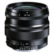 Voigtländer Nokton 50mm f/1.2 Sony E mount