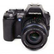 Olympus E-500 m,/14-42mm