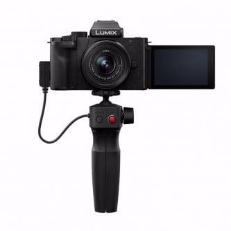 Panasonic Lumix G100 Vario 12-32mm med VLOG greb
