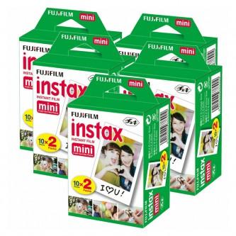 Fuji Instax Mini Film 5x20 pak