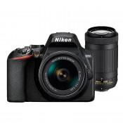 Nikon D3500 18-55mm + AF-P 70-300 non-VR