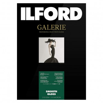 Ilford Galerie Prestige Smooth Gloss, 25 ark A3+