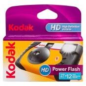 Kodak engangskamera Power Flash 27+12