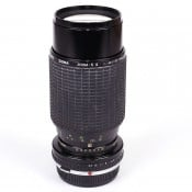Sigma 70-210mm f/4,5 OM