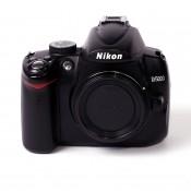 Nikon D5000 hus