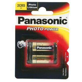 Panasonic 2CR5 Lithium