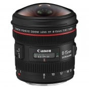 Canon EF-S 8-15 mm 4,0 FISHEYE USM